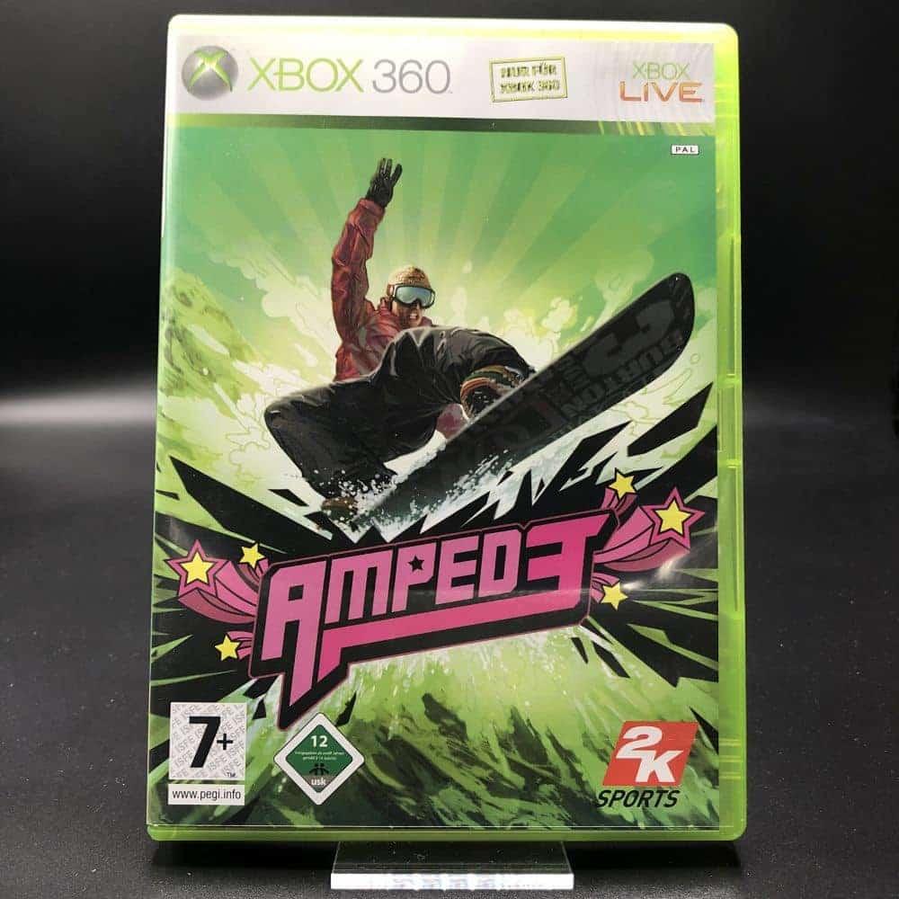 Amped 3 (Komplett) (Sehr gut) XBOX 360