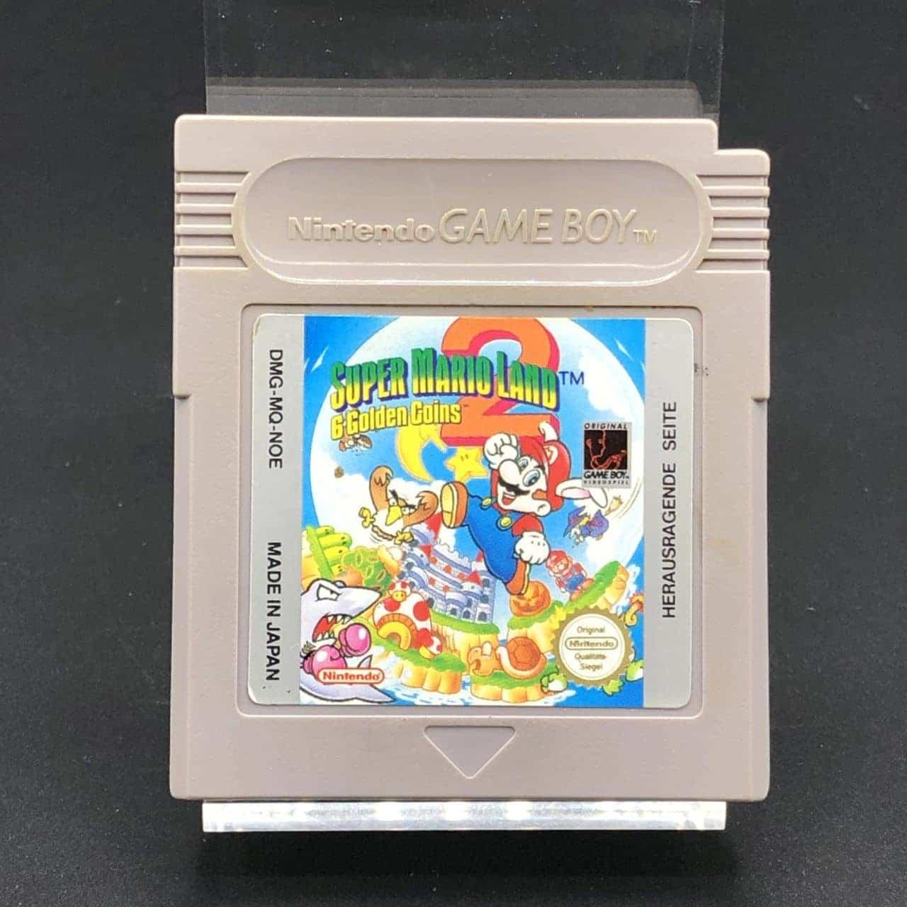 GB Super Mario Land 2: 6 Golden Coins (Modul) (Gut) Nintendo Game Boy