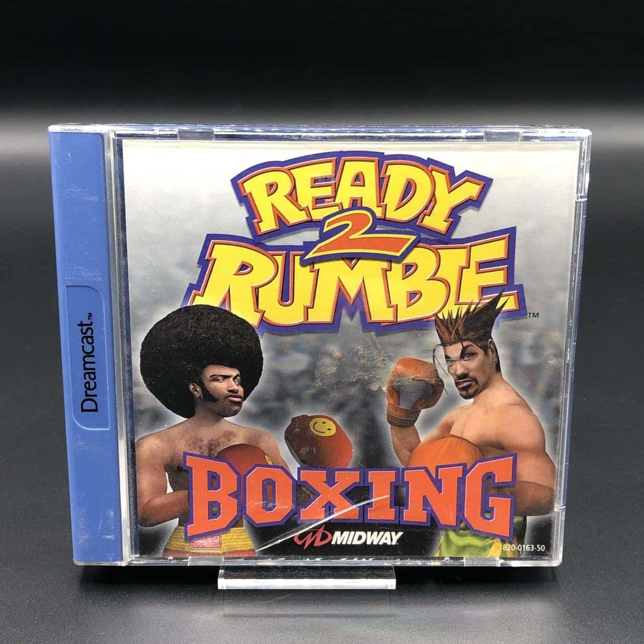 Ready 2 Rumble Boxing (Komplett) (Sehr gut) Sega Dreamcast