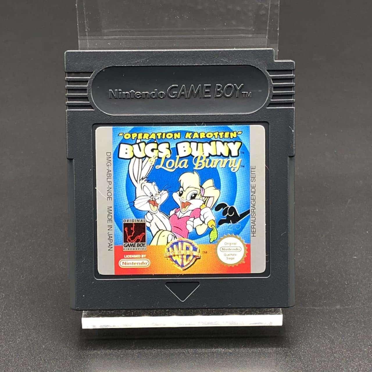 GBC Bugs Bunny & Lola Bunny: Operation Karotten (Modul) (Sehr gut) Nintendo Game Boy Color