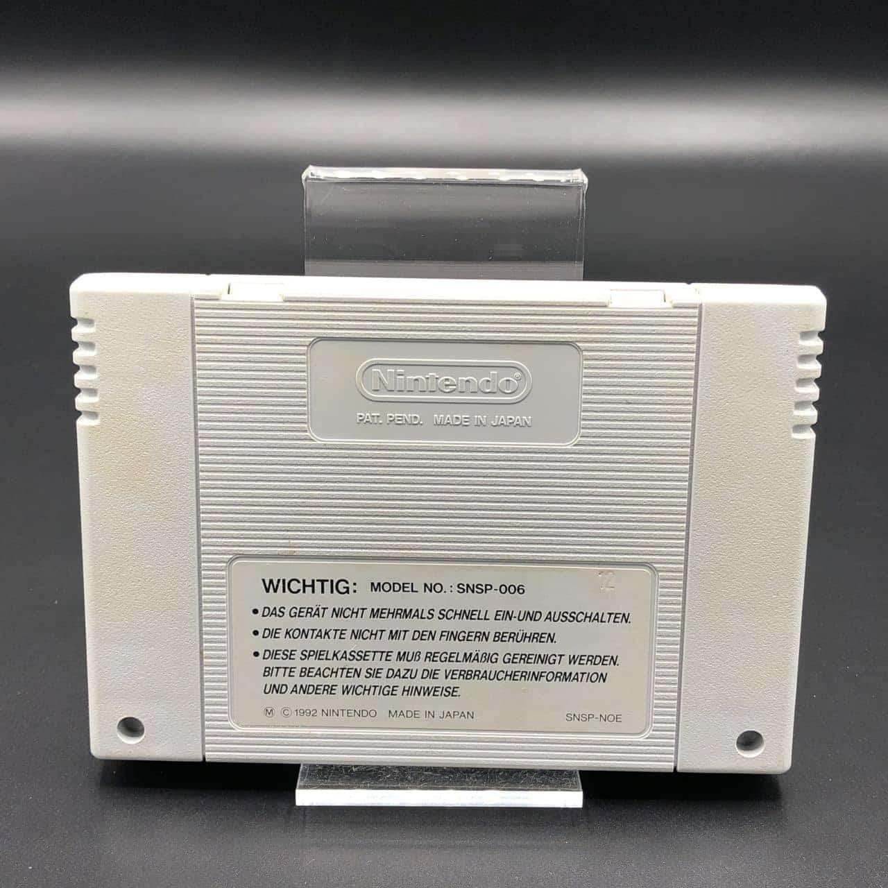 SNES Mario is Missing! (Modul) (Gut) Super Nintendo