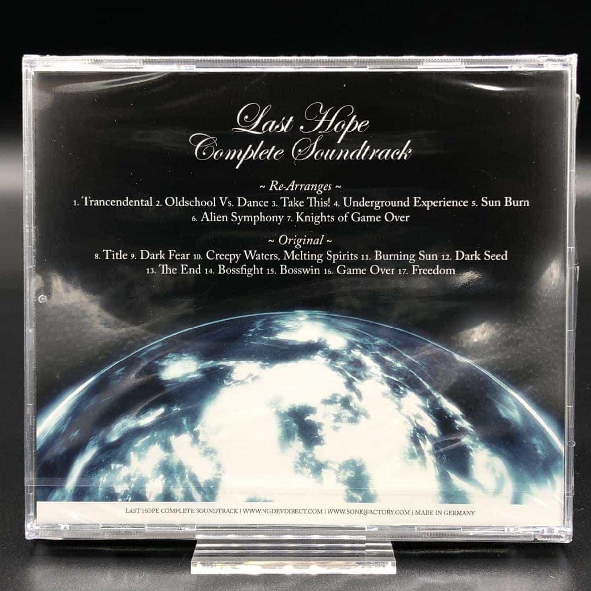 Last Hope (Soundtrack) (NEU)