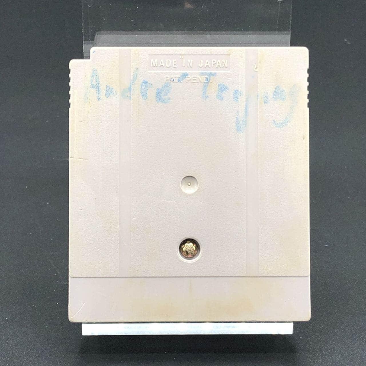 GB Die Schlümpfe (Modul) (Gebrauchsspuren) Nintendo Game Boy