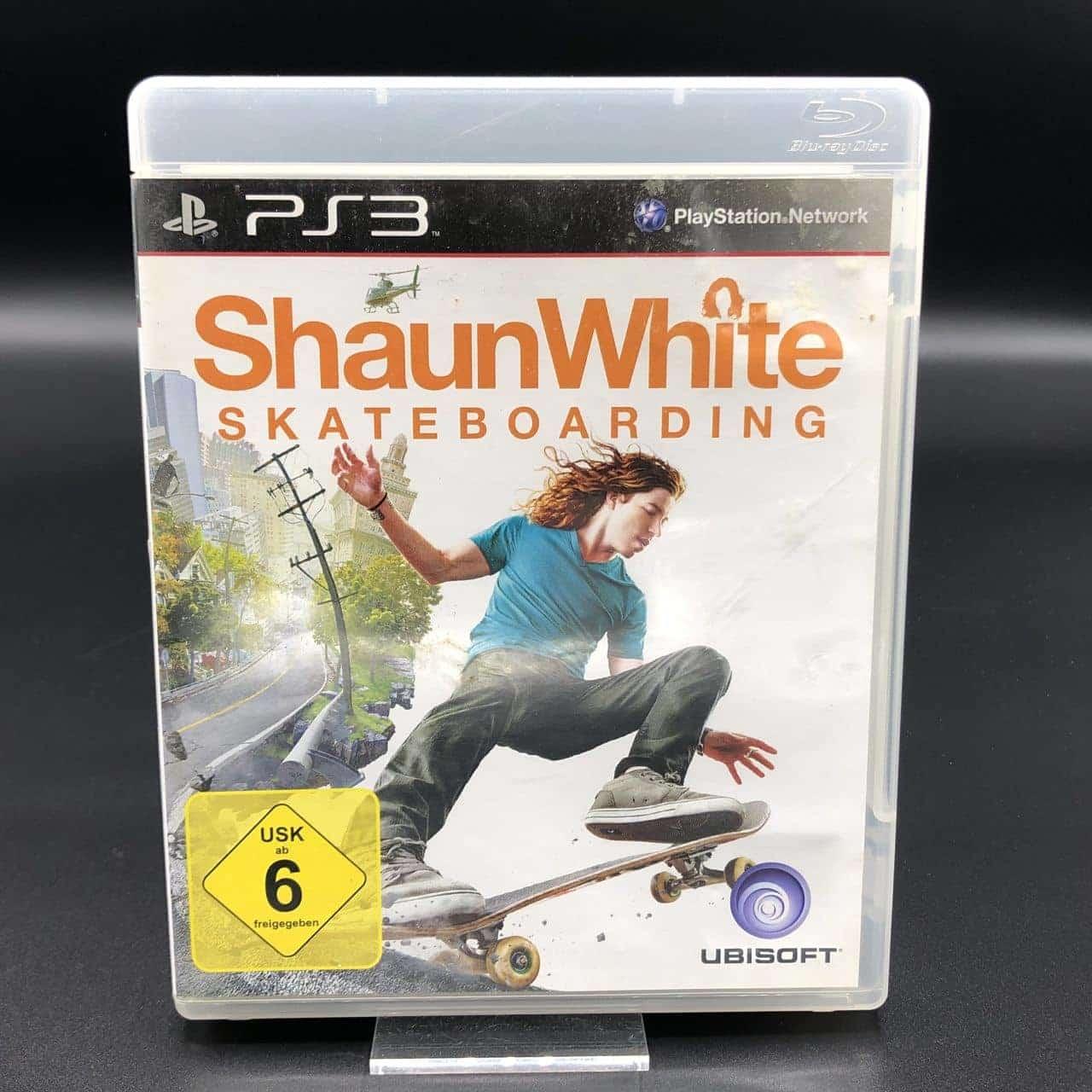 PS3 Shaun White Skateboarding (Komplett) (Sehr gut) Sony PlayStation 3