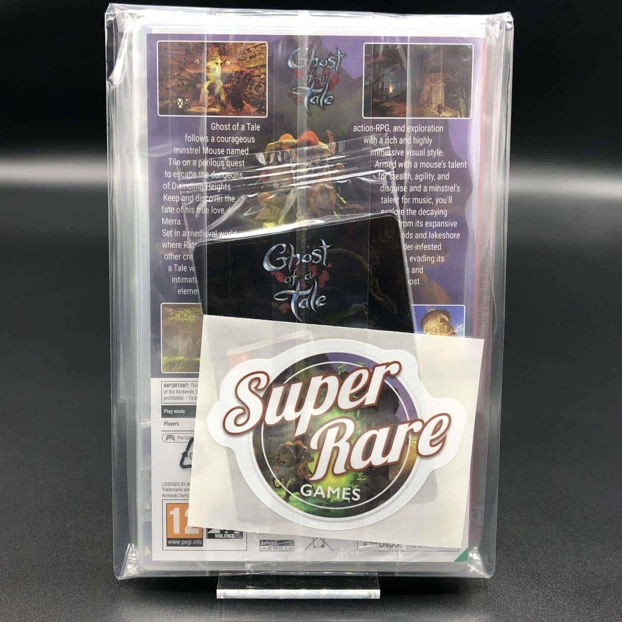 Ghost of a Tale (Import) (NEU) Nintendo Switch
