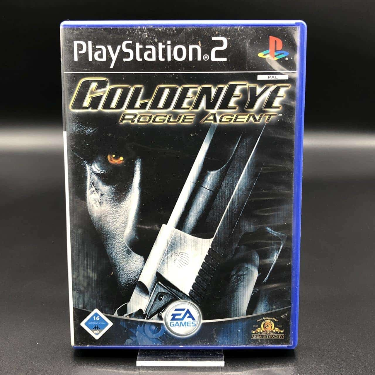 PS2 GoldenEye: Rogue Agent (Komplett) (Sehr gut) Sony PlayStation 2