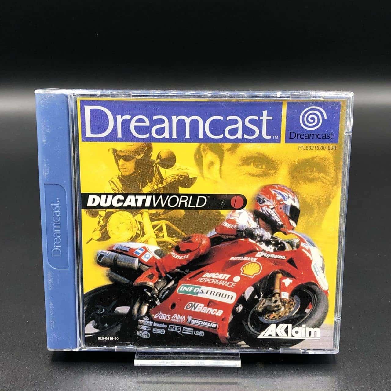 Ducati World (Komplett) (Sehr gut) Sega Dreamcast