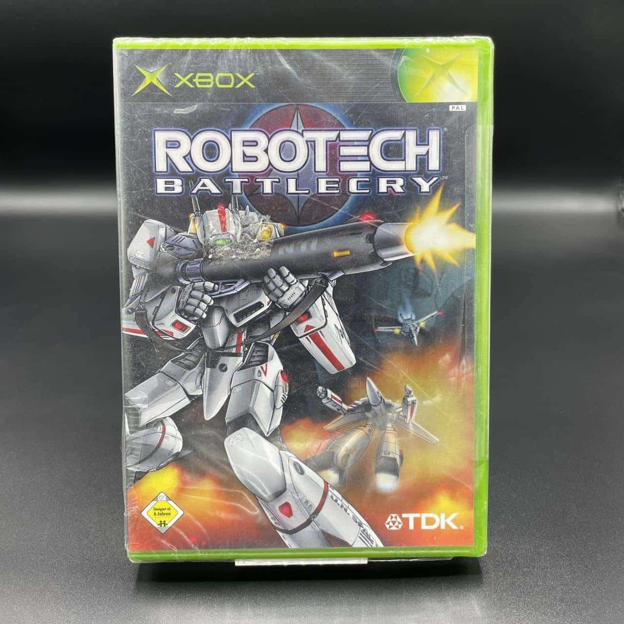 XBC Robotech: Battlecry (NEU) Microsoft Xbox Classic