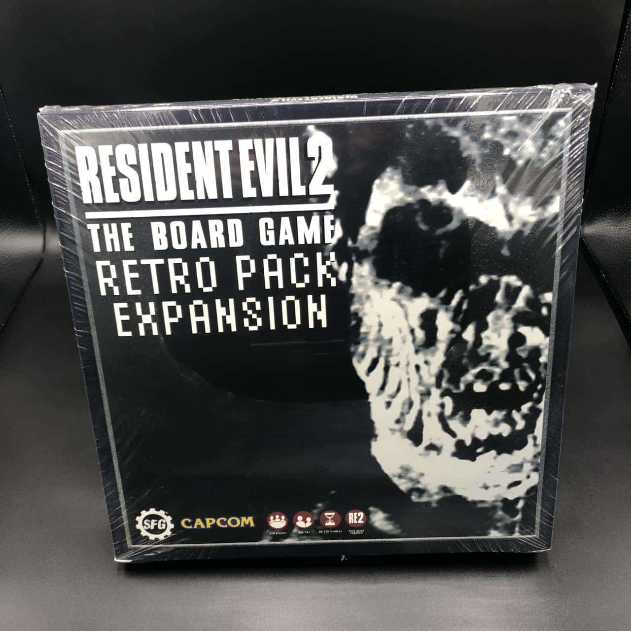 Resident Evil 2: The Board Game - Retro Pack Expansion (NEU)