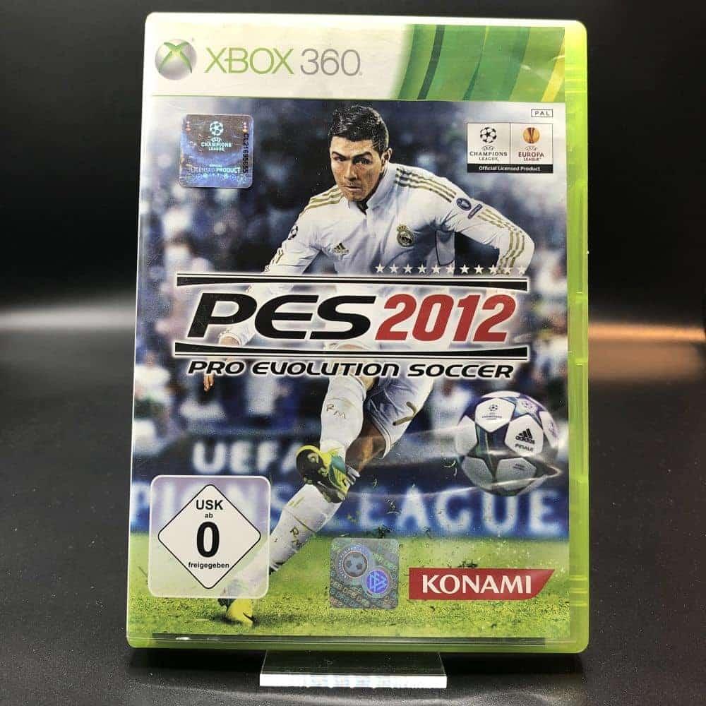 Pro Evolution Soccer 2012 (Komplett) (Gebrauchsspuren) XBOX 360