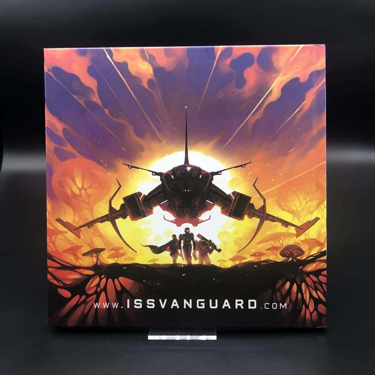 ISS Vanguard (Awaken Realms) (Sehr gut) Artbook