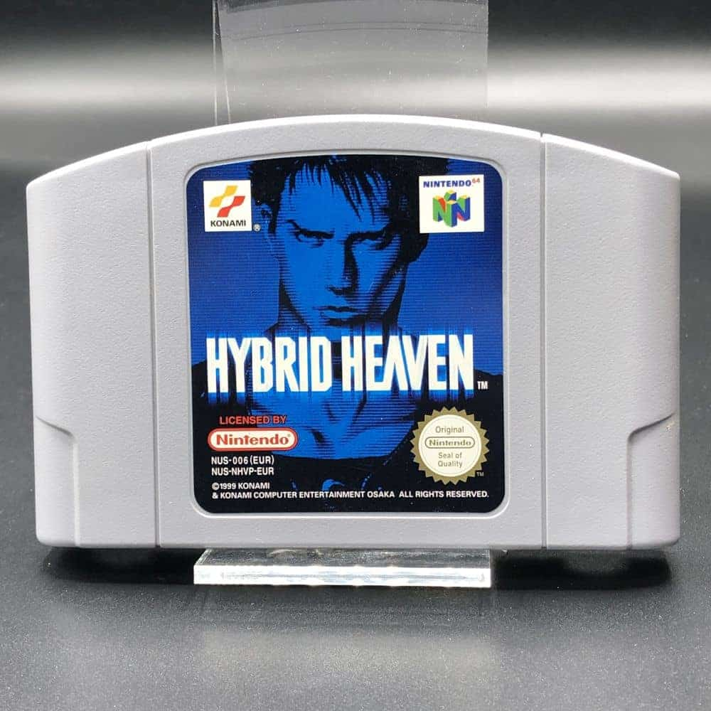 N64 Hybrid Heaven (Komplett) (Gebrauchsspuren) Nintendo 64