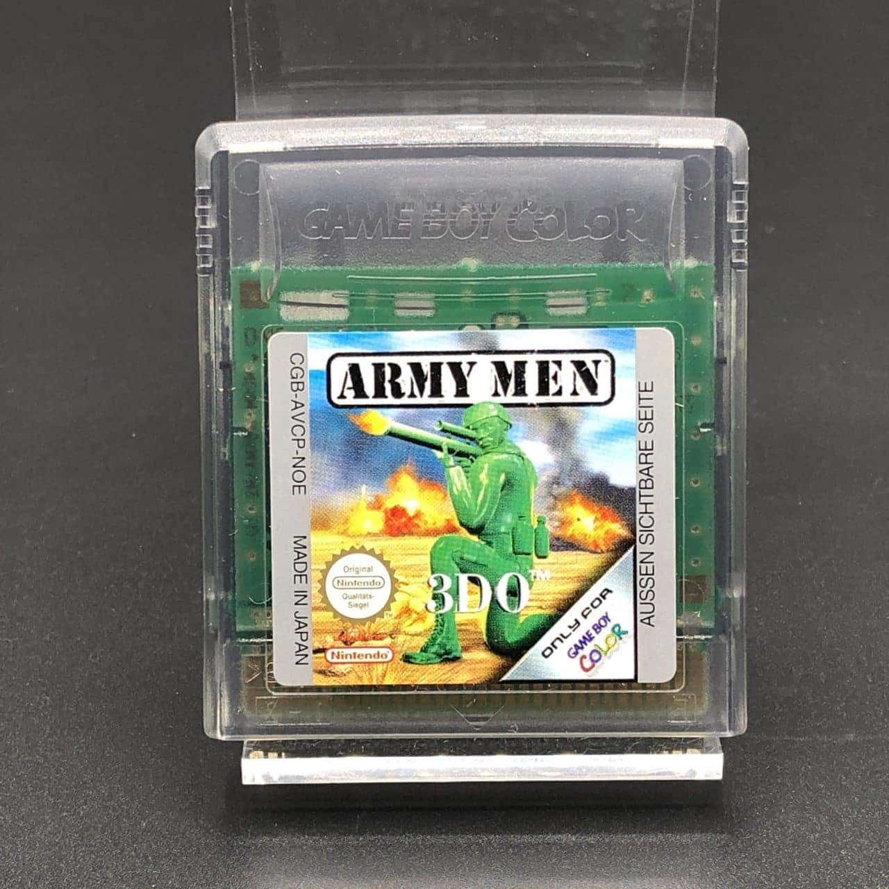 GBC Army Men (Modul) (Sehr gut) Nintendo Game Boy Color