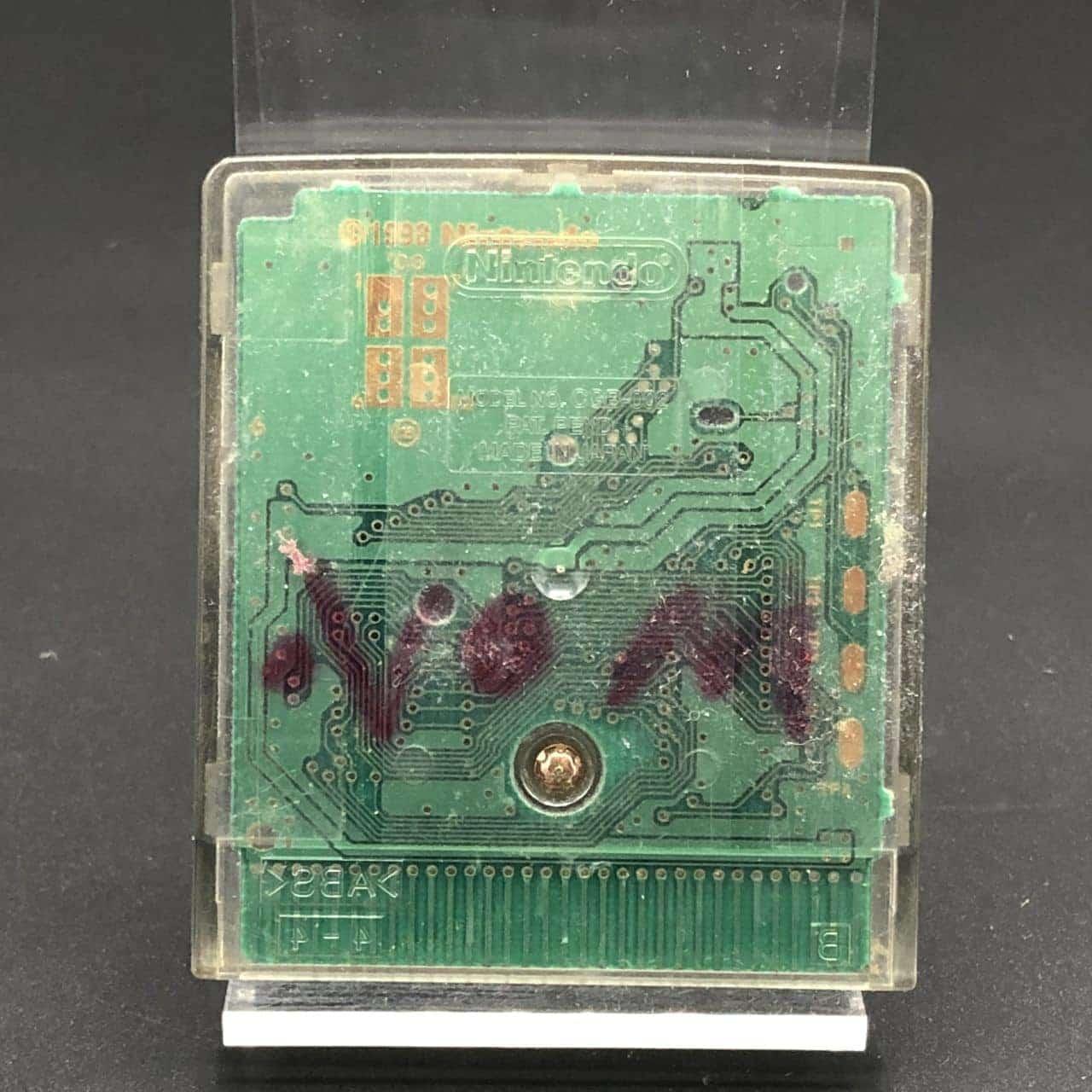 GBC Super Mario Bros. Deluxe (Modul) (Gebrauchsspuren) Nintendo Game Boy Color