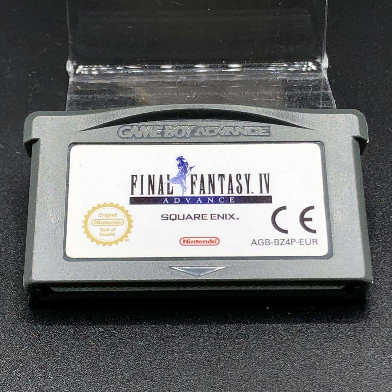 GBA Final Fantasy IV Advance (Modul) (Sehr gut) Nintendo Game Boy Advance