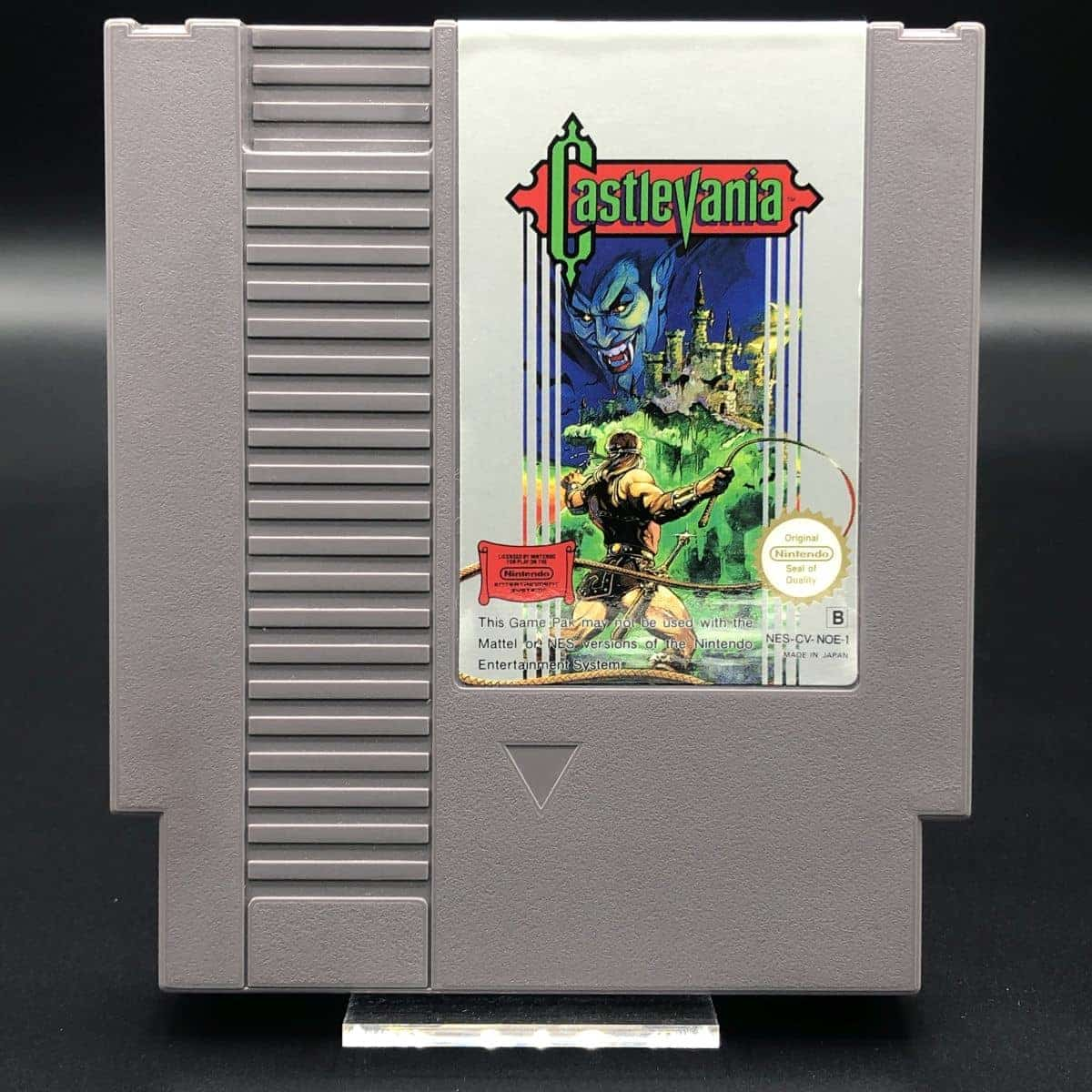 NES Castlevania (Modul) (Sehr gut) Nintendo Entertainment System