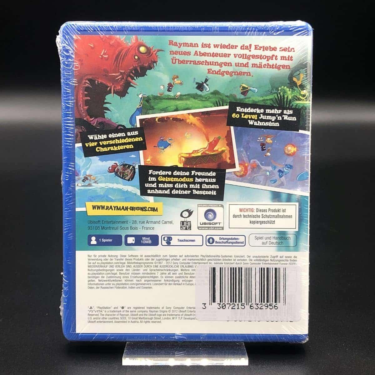 Rayman Origins (NEU) Sony PlayStation Vita