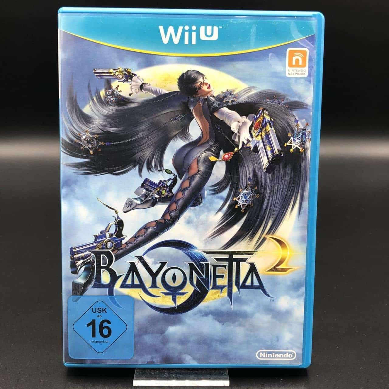 Bayonetta 2 (Sehr gut) Nintendo WiiU