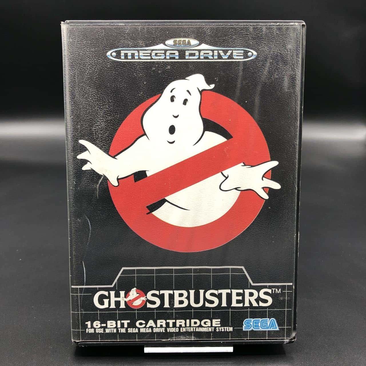 Ghostbusters (ohne Anleitung) (Gut) Sega Mega Drive