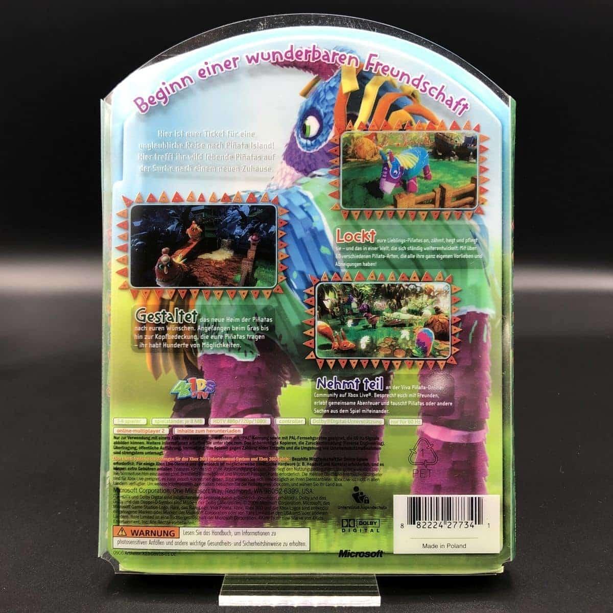 Viva Pinata (Komplett) (Sehr gut) XBOX 360