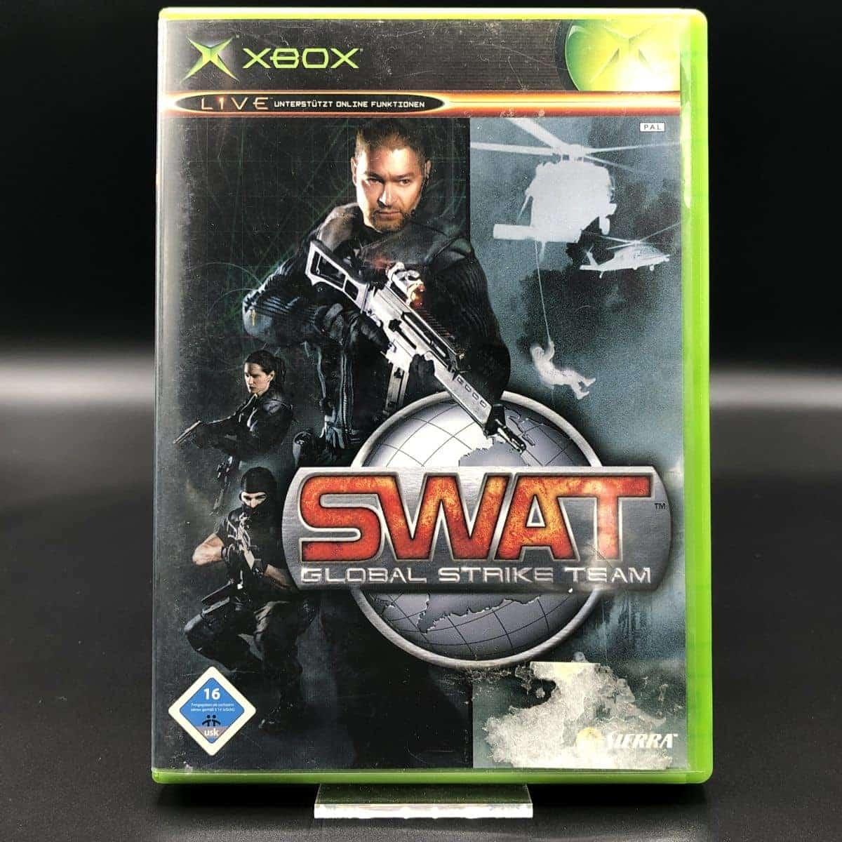 XBC SWAT: Global Strike Team (Komplett) (Gut) Microsoft Xbox Classic