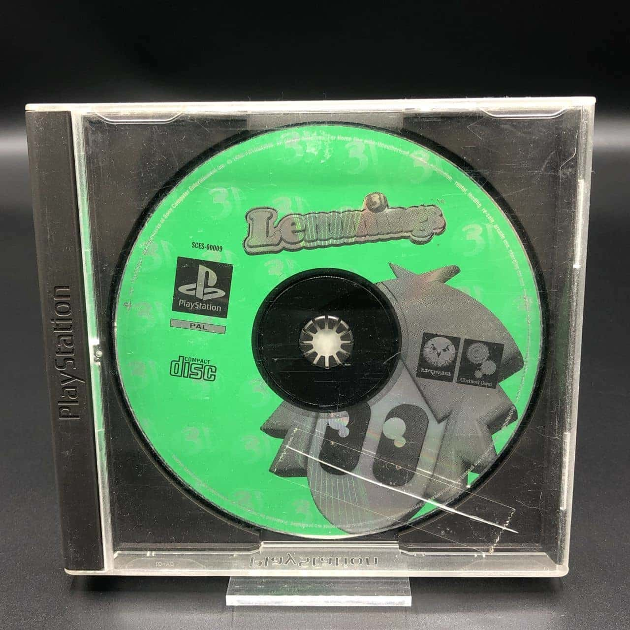 PS1 3D Lemmings (ohne Front Cover, ohne Anleitung) (Sehr gut) Sony PlayStation 1