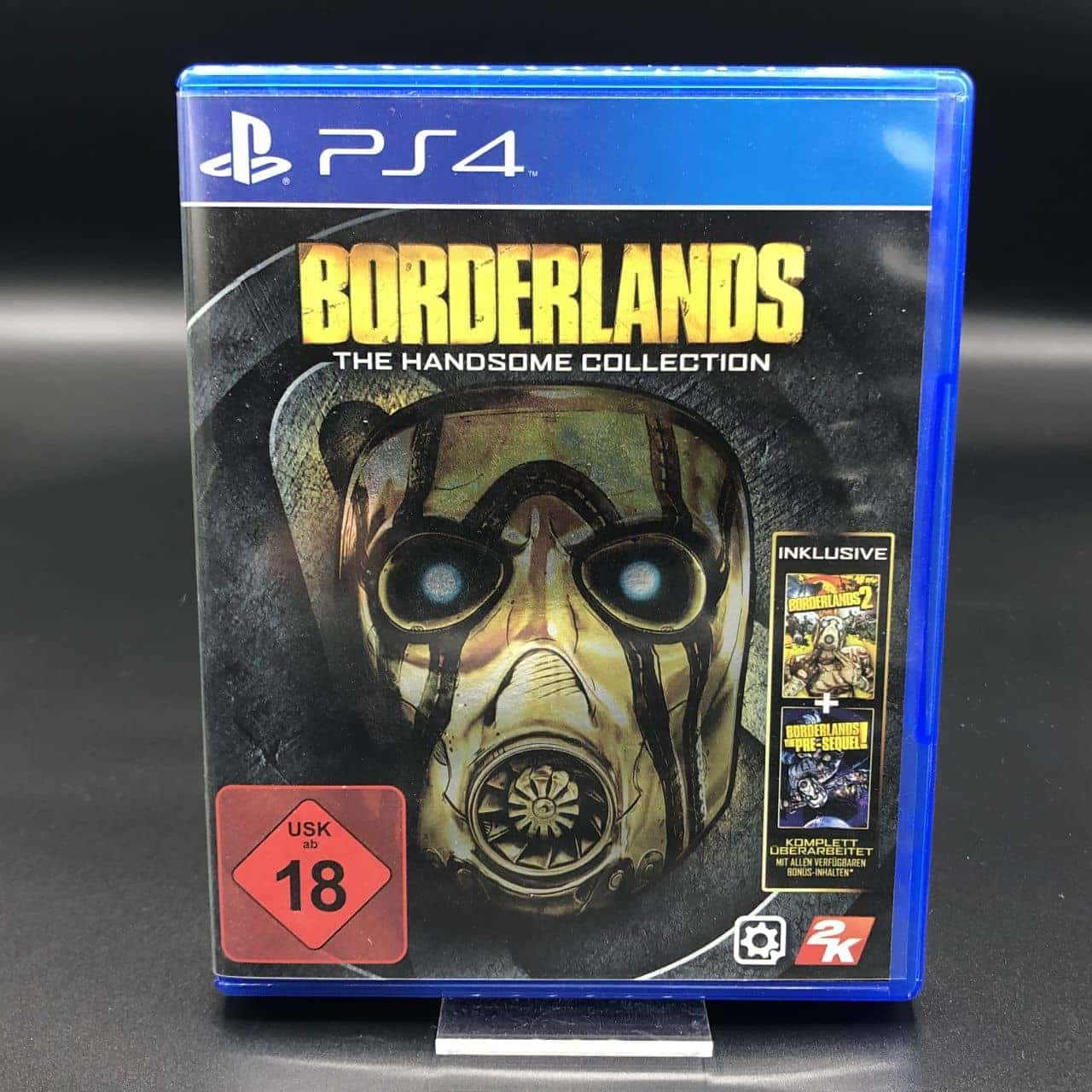 PS4 Borderlands: The Handsome Collection (Sehr gut) Sony PlayStation 4 (FSK18)