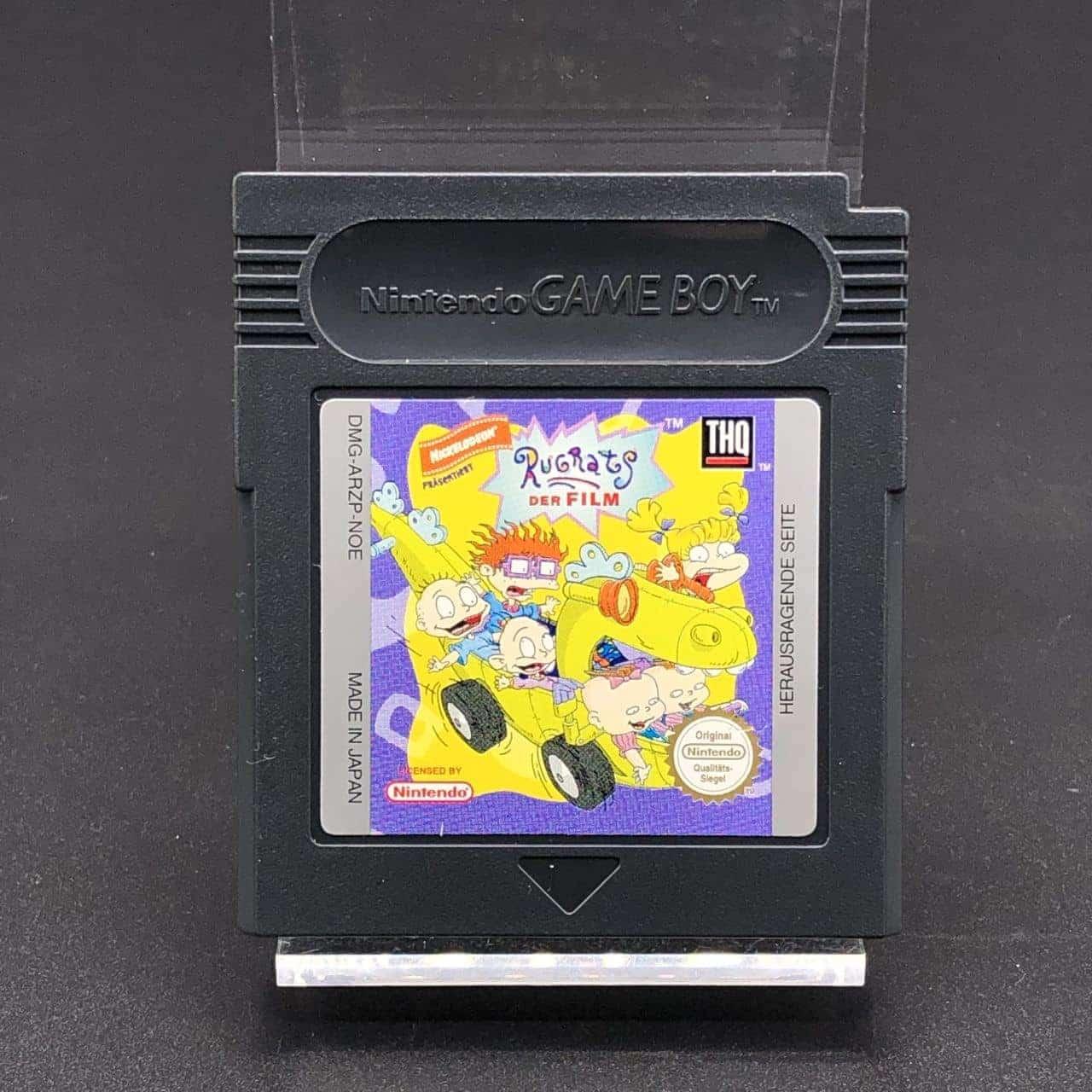 GBC Rugrats: Der Film (Modul) (Sehr gut) Nintendo Game Boy Color