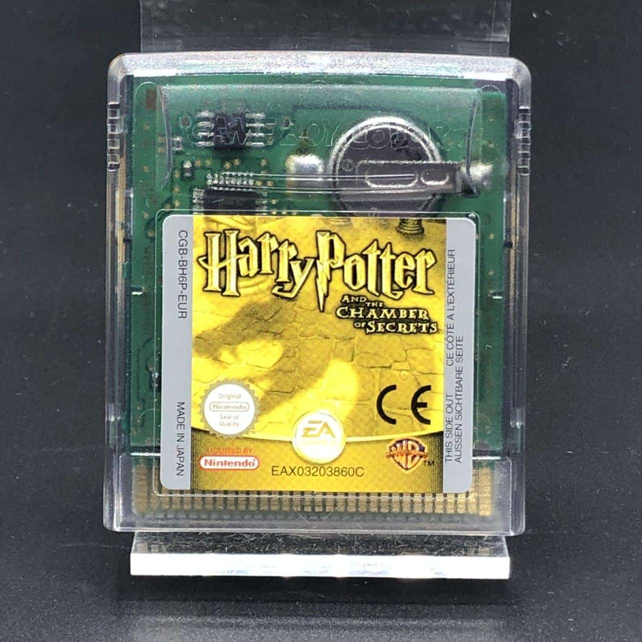 GBC Harry Potter and the Chamber of Secrets (Modul) (Sehr gut) Nintendo Game Boy Color