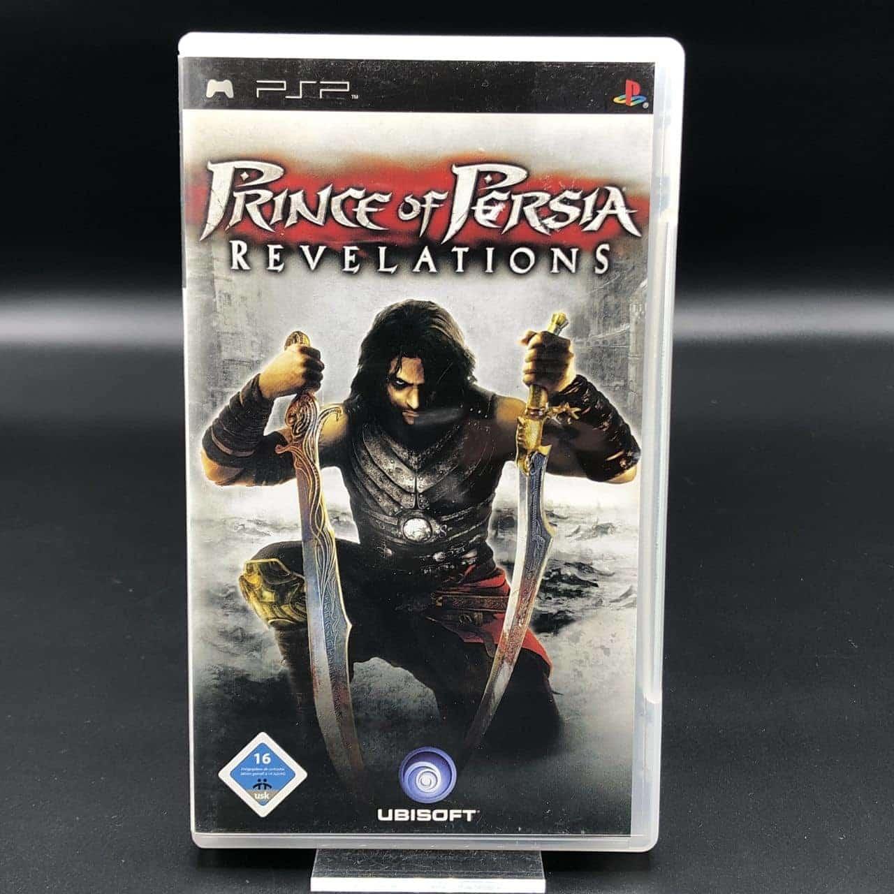 PSP Prince of Persia: Revelations (Komplett) (Gut) Sony PlayStation Portable