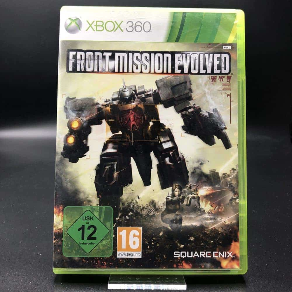 Front Mission Evolved (Komplett) (Sehr gut) XBOX 360