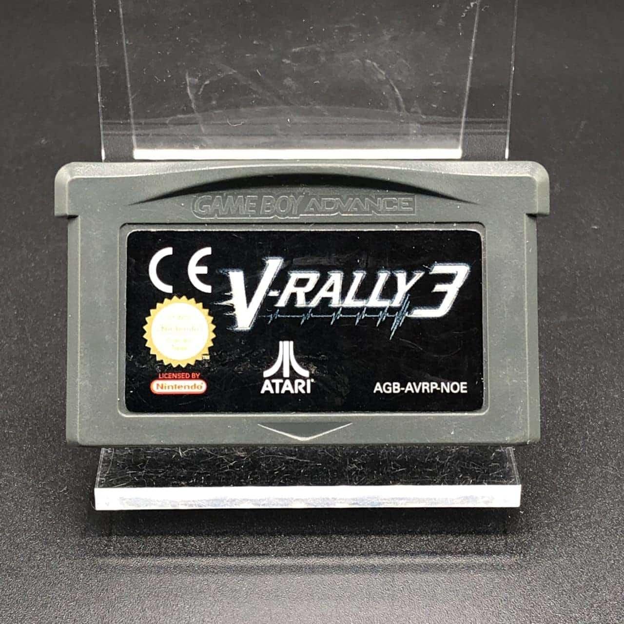 GBA V-Rally 3 (Modul) (Sehr gut) Nintendo Game Boy Advance