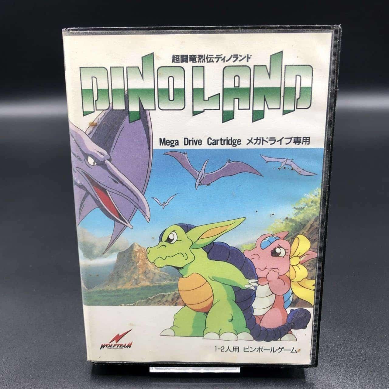 Dino Land (Import) (ohne Anleitung) (Gebrauchsspuren) Sega Mega Drive