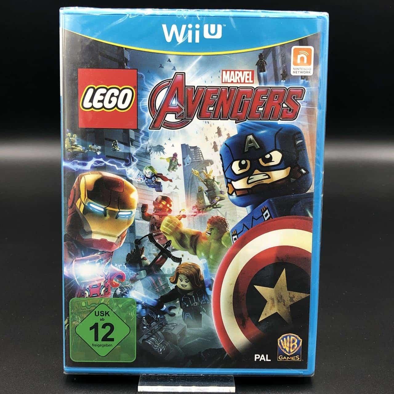 Lego Marvel's Avengers (NEU) Nintendo WiiU
