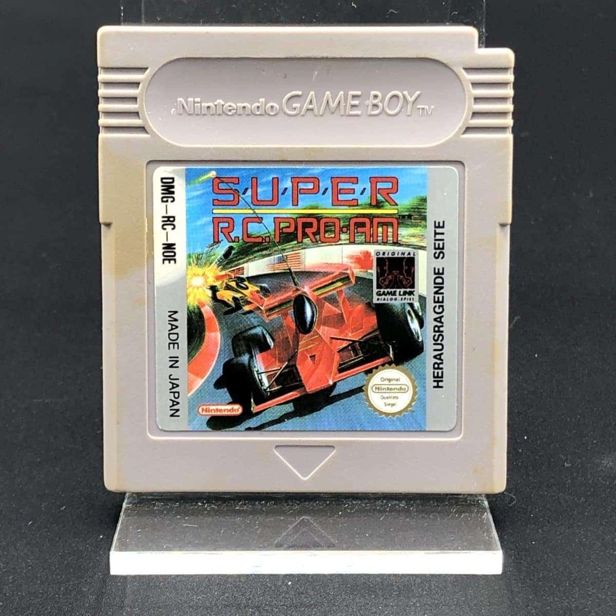 GB Super R.C. Pro-Am (Modul) (Gut) Nintendo Game Boy