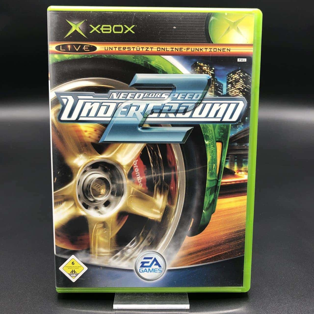 XBC Need for Speed: Underground 2 (Komplett) (Gut) Microsoft Xbox Classic