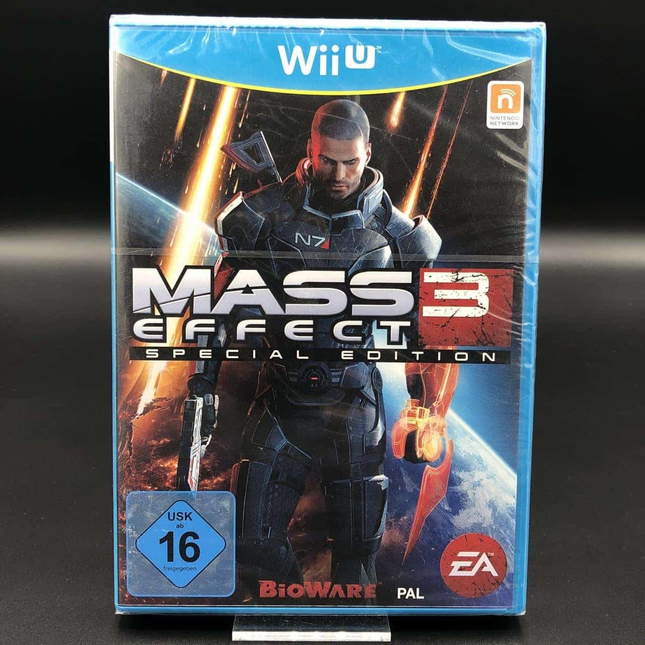 Mass Effect 3: Special Edition (NEU) Nintendo WiiU