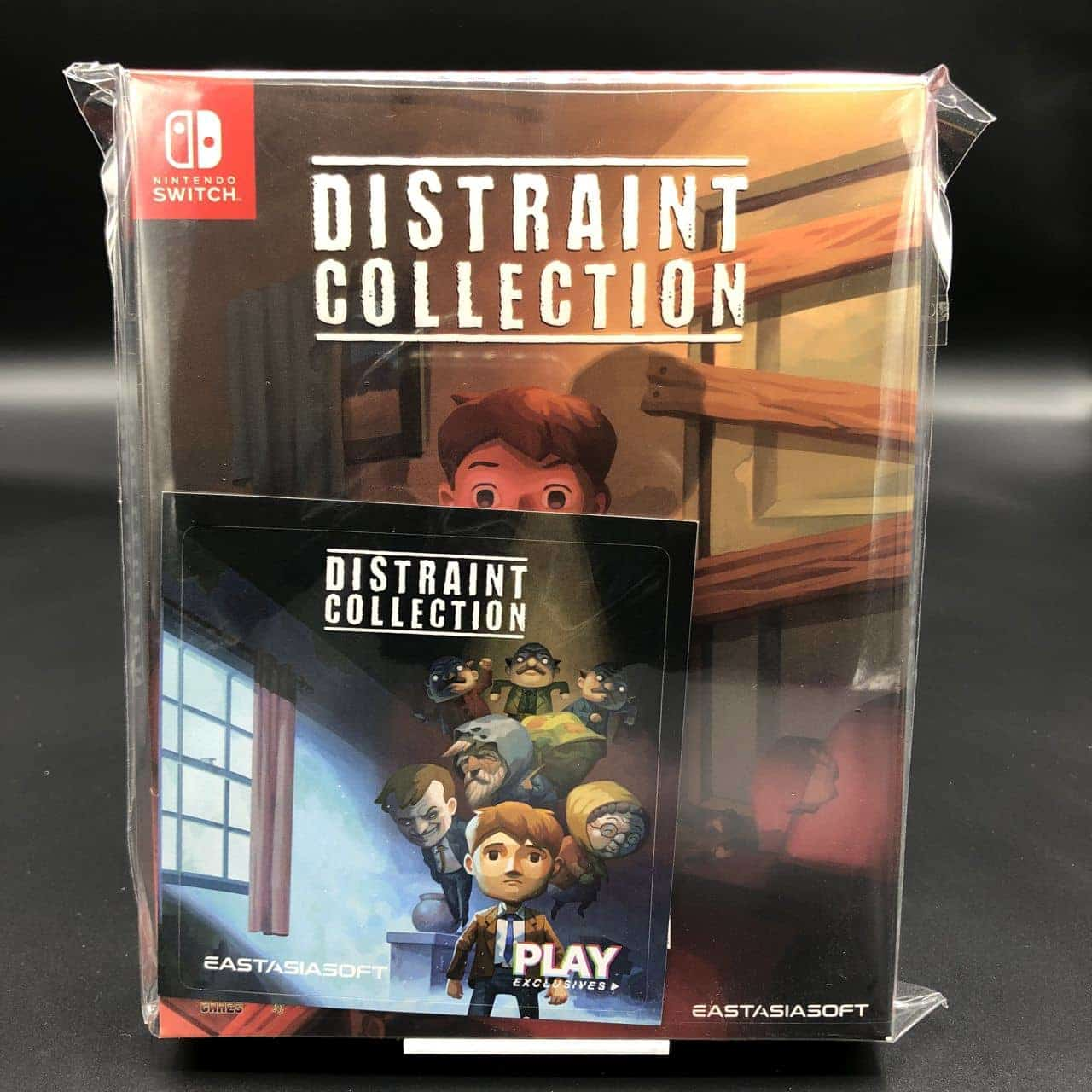Distraint Collection (Import) (Collector's Edition) (NEU) Nintendo Switch
