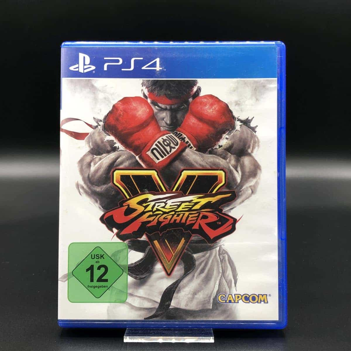 PS4 Street Fighter V (Sehr gut) Sony PlayStation 4