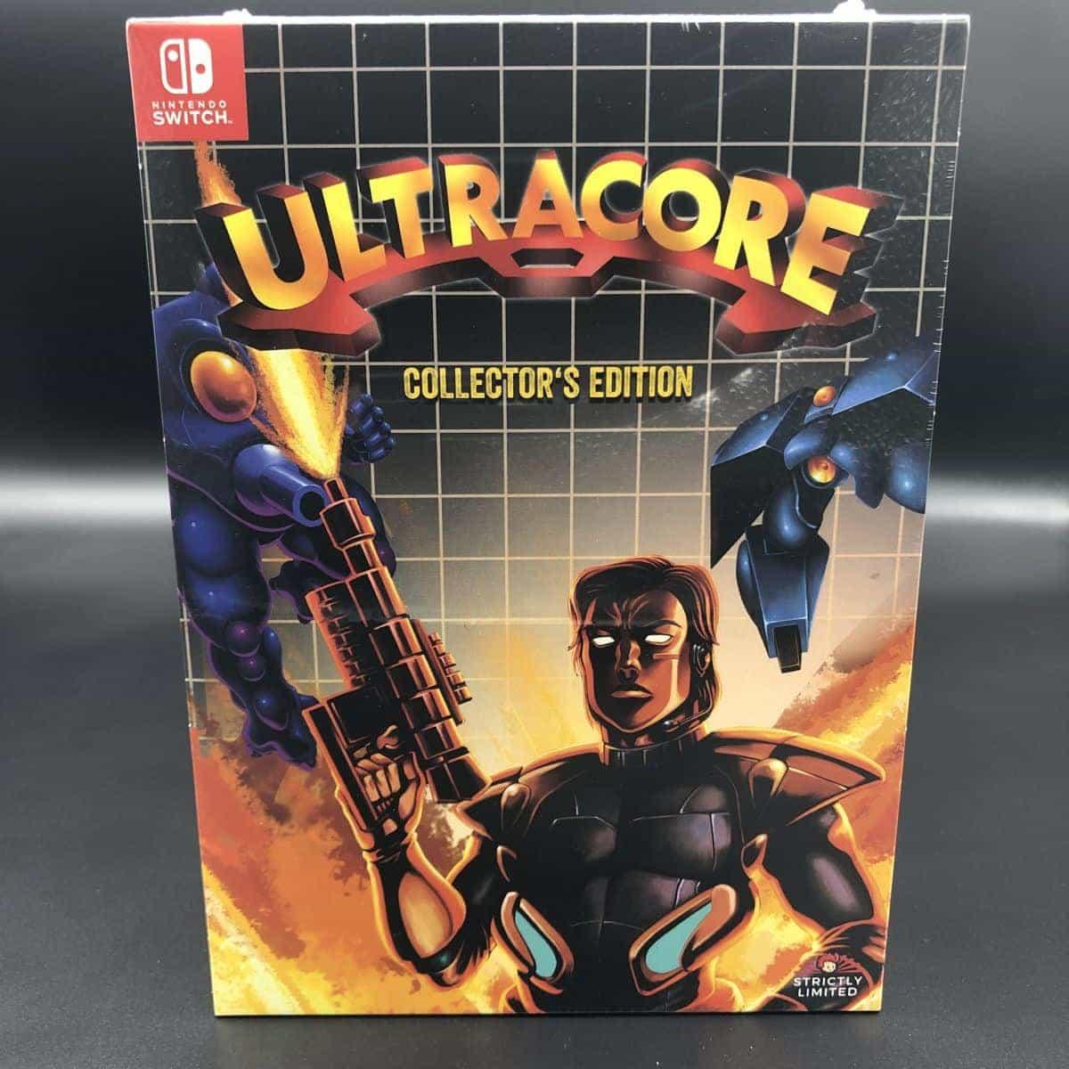 Ultracore (Collectors Edition) (NEU) Nintendo Switch