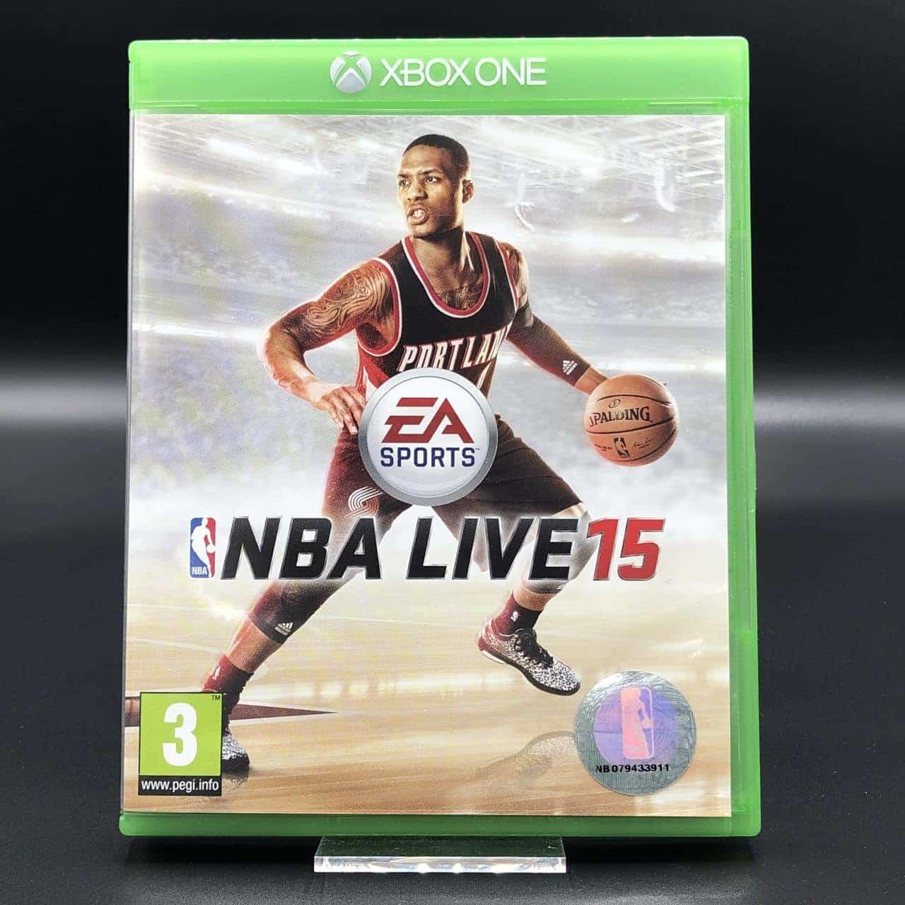 NBA Live 15 (Sehr gut) Microsoft Xbox One