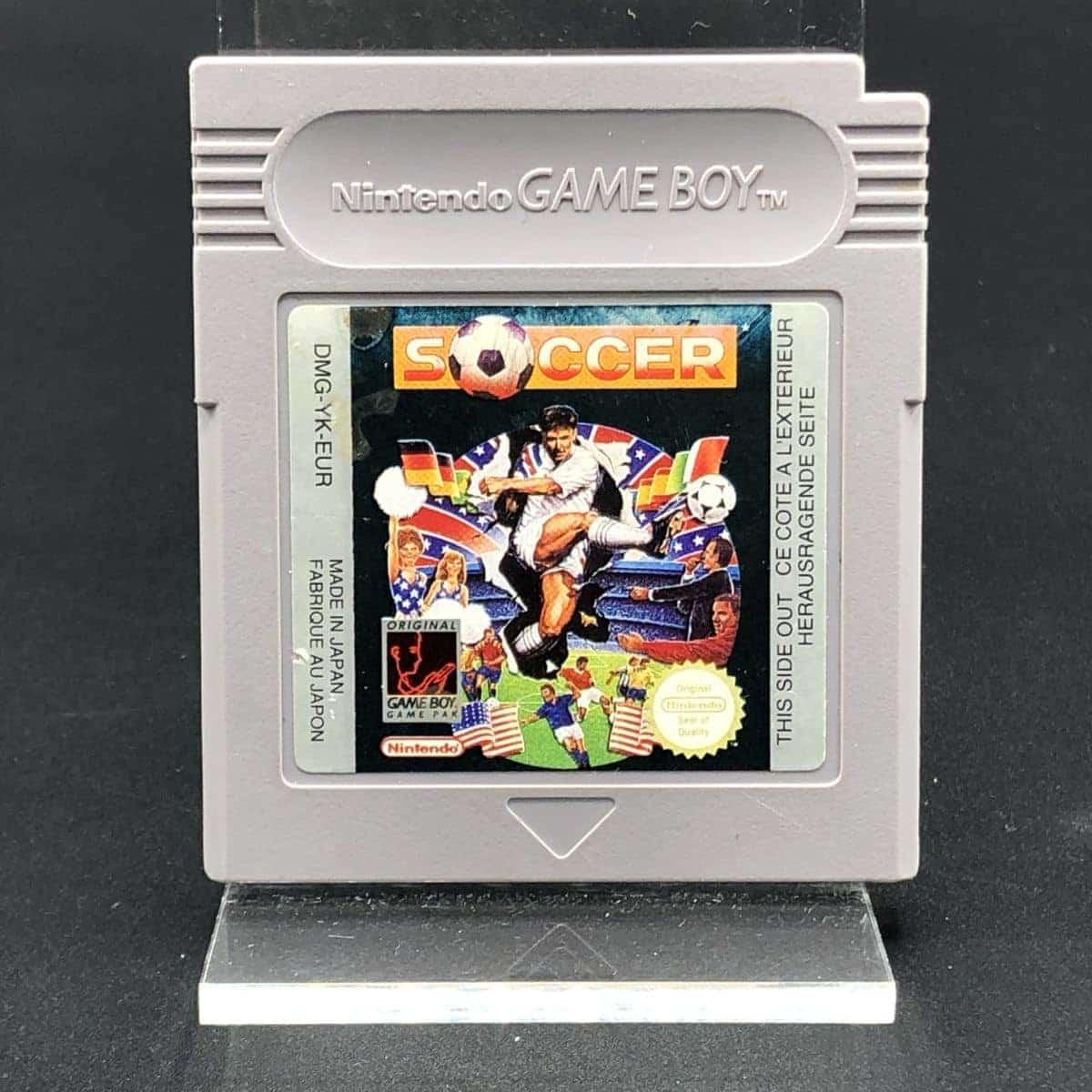 GB Soccer (Modul) (Gebrauchsspuren) Nintendo Game Boy