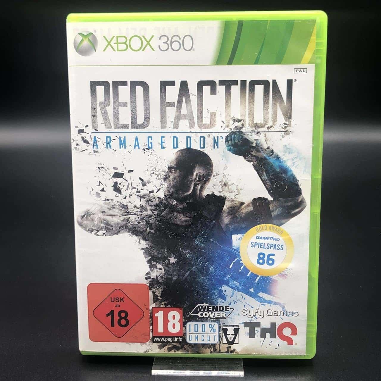 Red Faction: Armageddon (Komplett) (Sehr gut) XBOX 360 (FSK18)