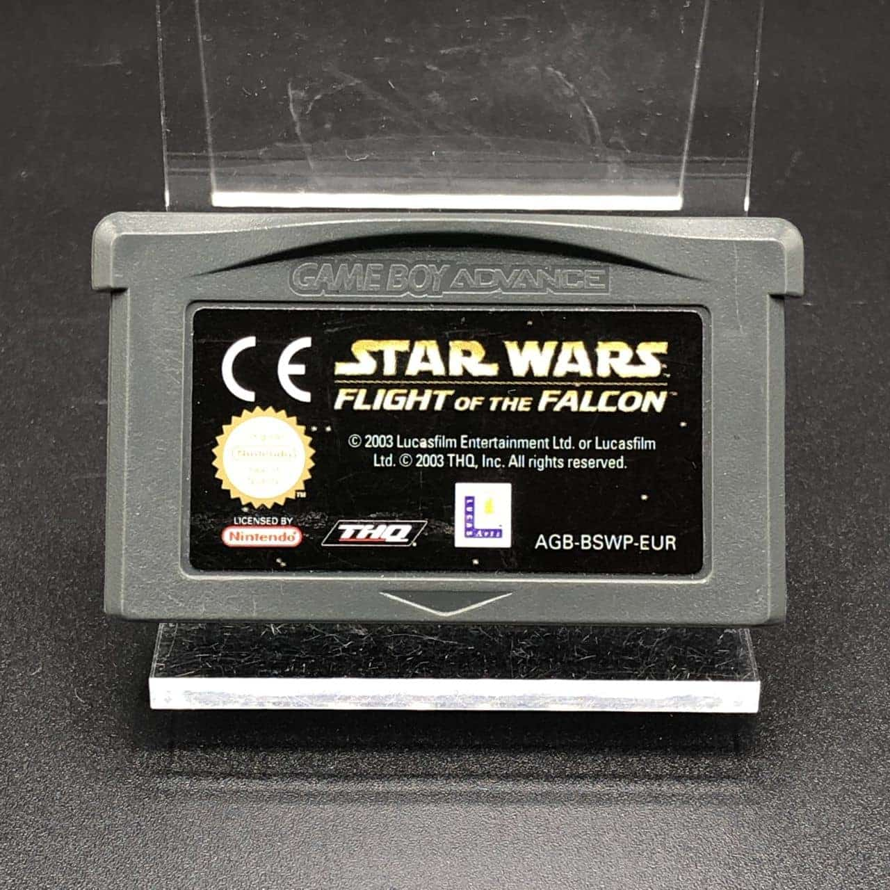 GBA Star Wars: Flight of the Falcon (Modul) (Gut) Nintendo Game Boy Advance