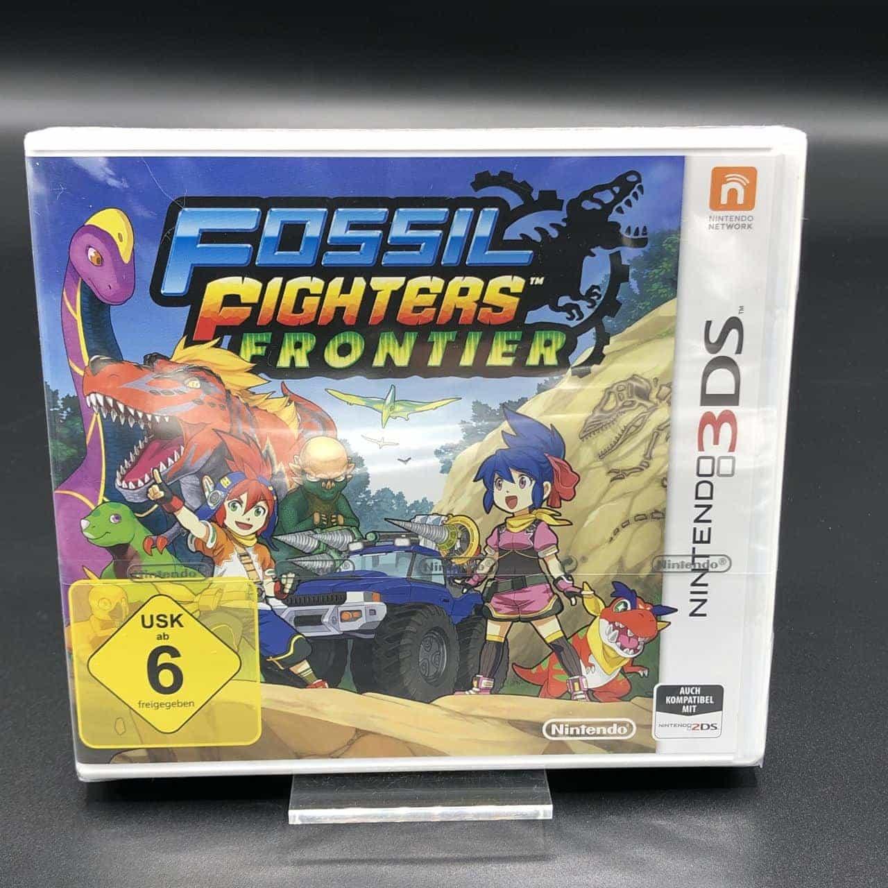 Fossil Fighters: Frontier (NEU) Nintendo 3DS