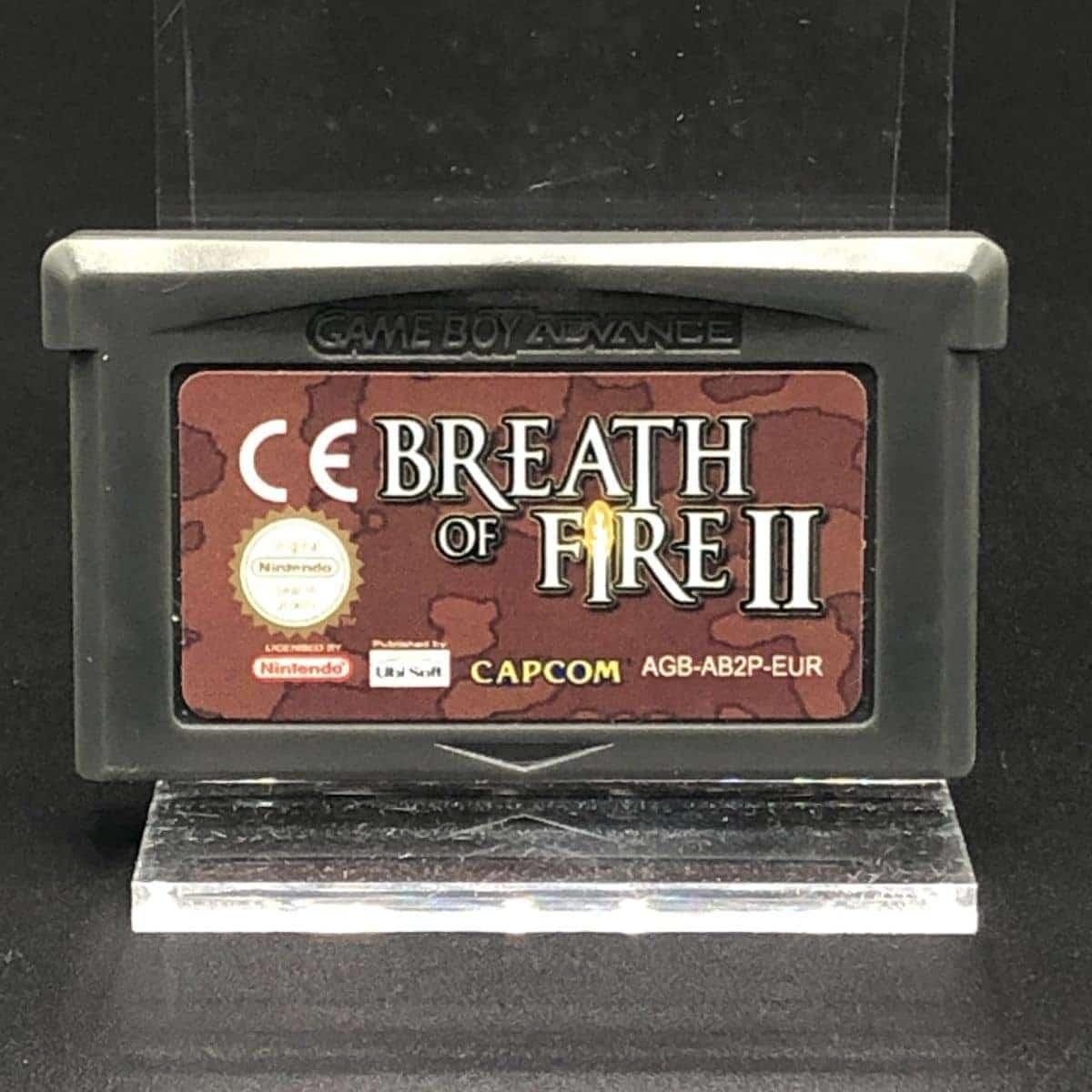 GBA Breath of Fire II (Modul) (Sehr gut) Game Boy Advance