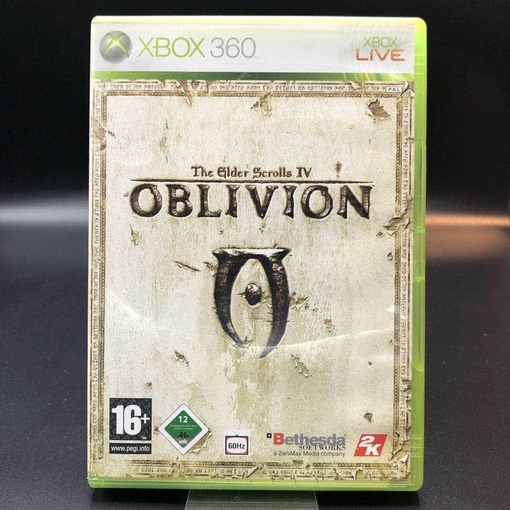 The Elder Scrolls IV: Oblivion (Komplett) (Gut) XBOX 360