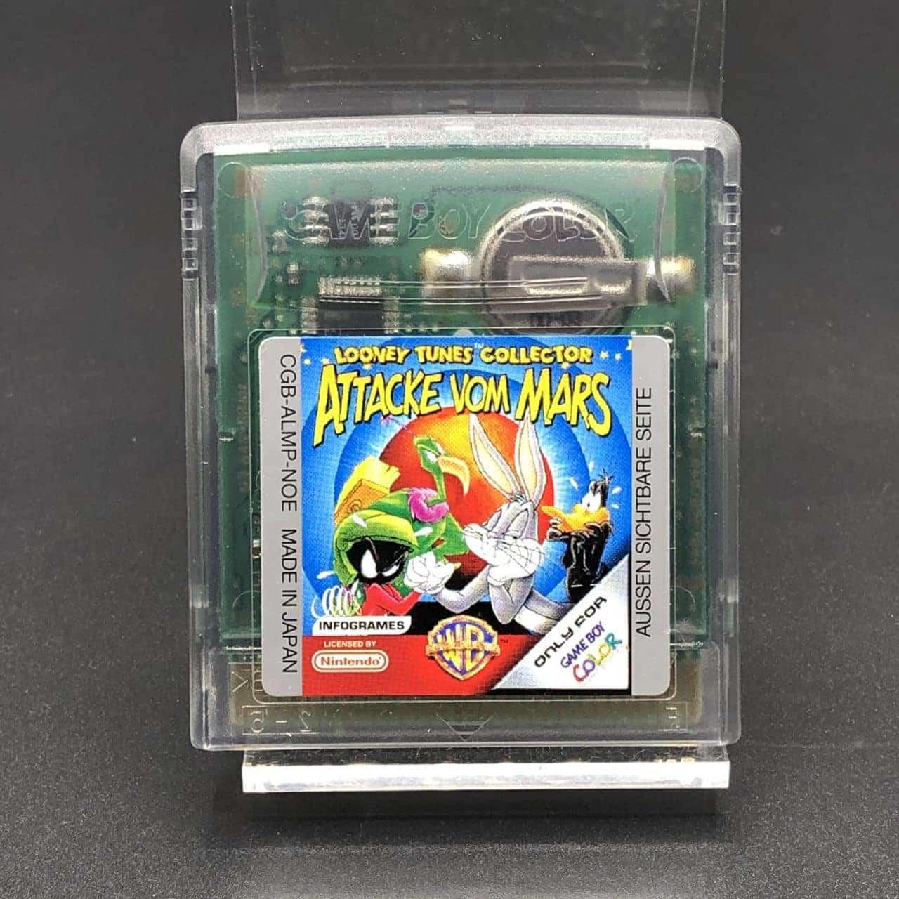 GBC Looney Tunes Collector: Attacke vom Mars (Modul) (Sehr gut) Nintendo Game Boy Color