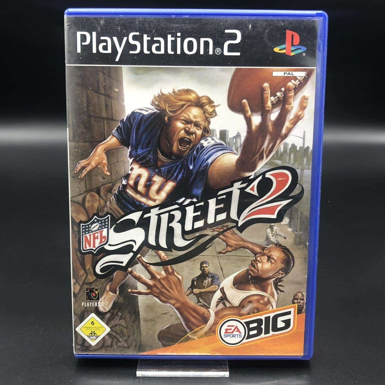 PS2 NFL Street 2 (Komplett) (Gut) Sony PlayStation 2