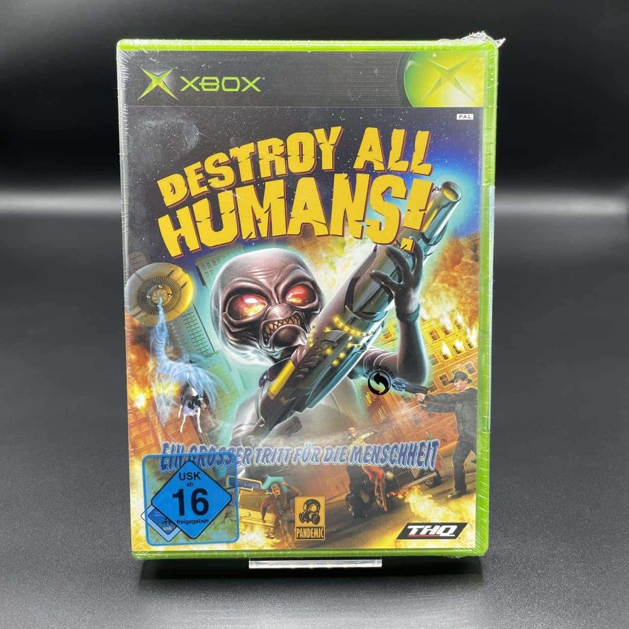 XBC Destroy All Humans (NEU) Microsoft Xbox Classic